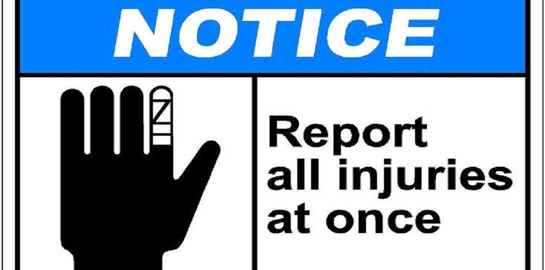 Report an Injury2